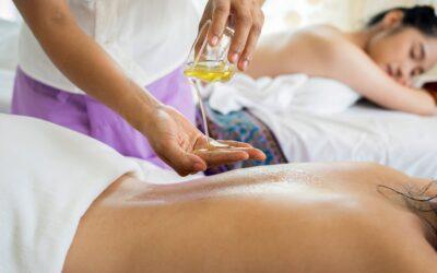 Proč si dojít na masáž?